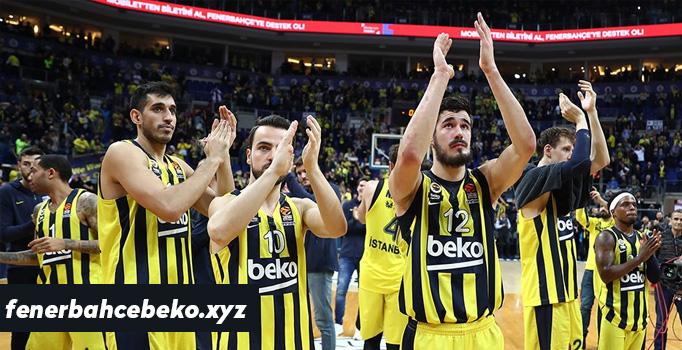 Fenerbahçe Beko'dan Play-Off