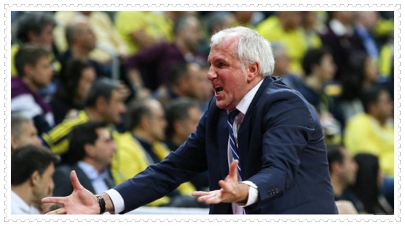 Fenerbahçe Beko Baş antrenörü Zeljko Obradovic