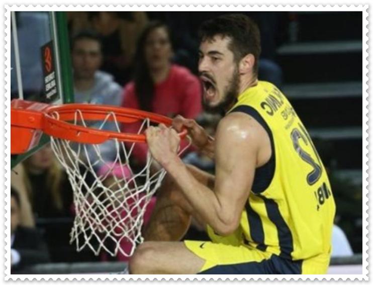 Fenerbahçe Beko takımı basketbolcusu
