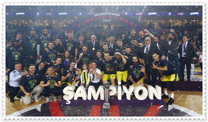 Fenerbahçe Beko takımı