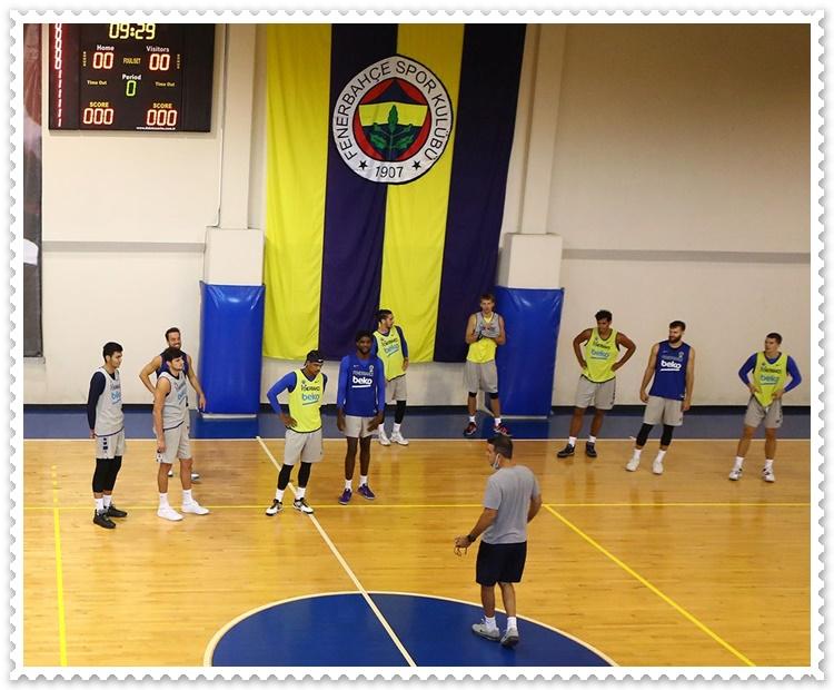 Fenerbahçe Beko EuroLeague Hazırlıkları Devam Ediyor!